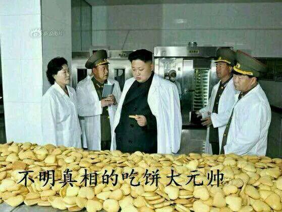 不明真相的吃饼大元帅