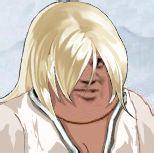 白头发中分长发