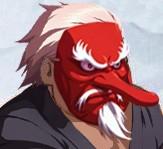 长鼻子面具