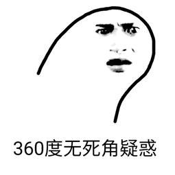 360度无死角疑惑