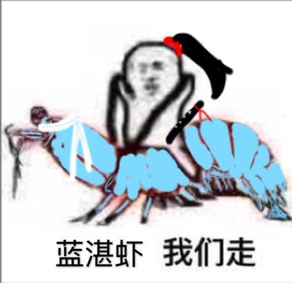 蓝湛虾我们走