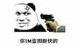 你TM盜图挺快的