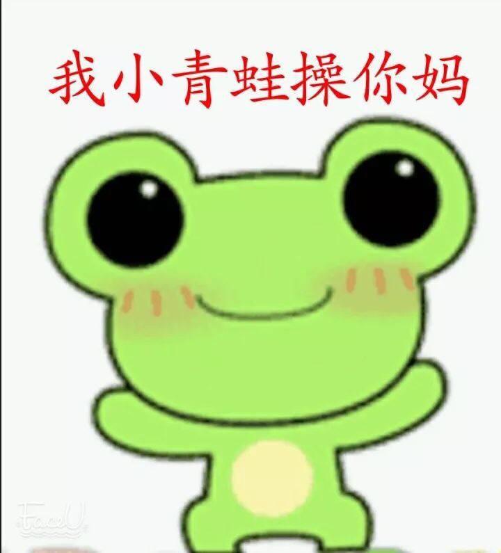 我小青蛙操你妈