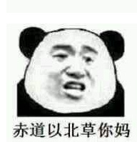 赤道以北草他妈!(熊猫人张学友)