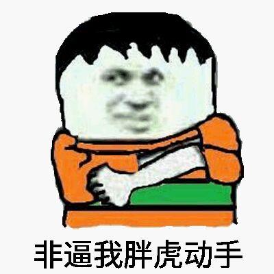 非逼我胖虎动手!(教皇)