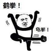 鹤拳!龟拳!
