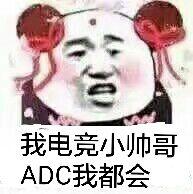 我电竞小帅哥ADC我都会