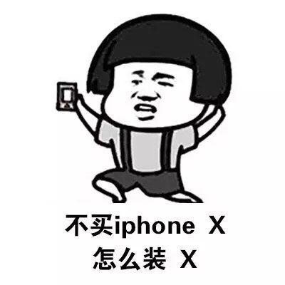 不买 iphonex,怎么装X