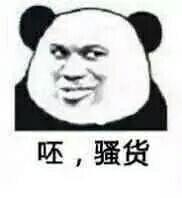 呸,骚货!(熊猫人)