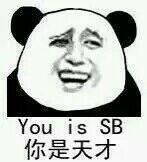 你是天才(You is SB)